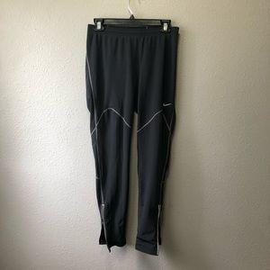 Nike Performance Fleece Lined Bottom Zip Pants